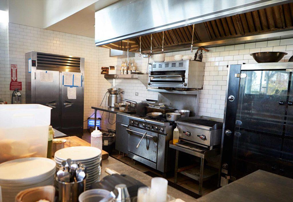 Καθαρισμός εξαερισμού κουζίνας χώρων εστίασης