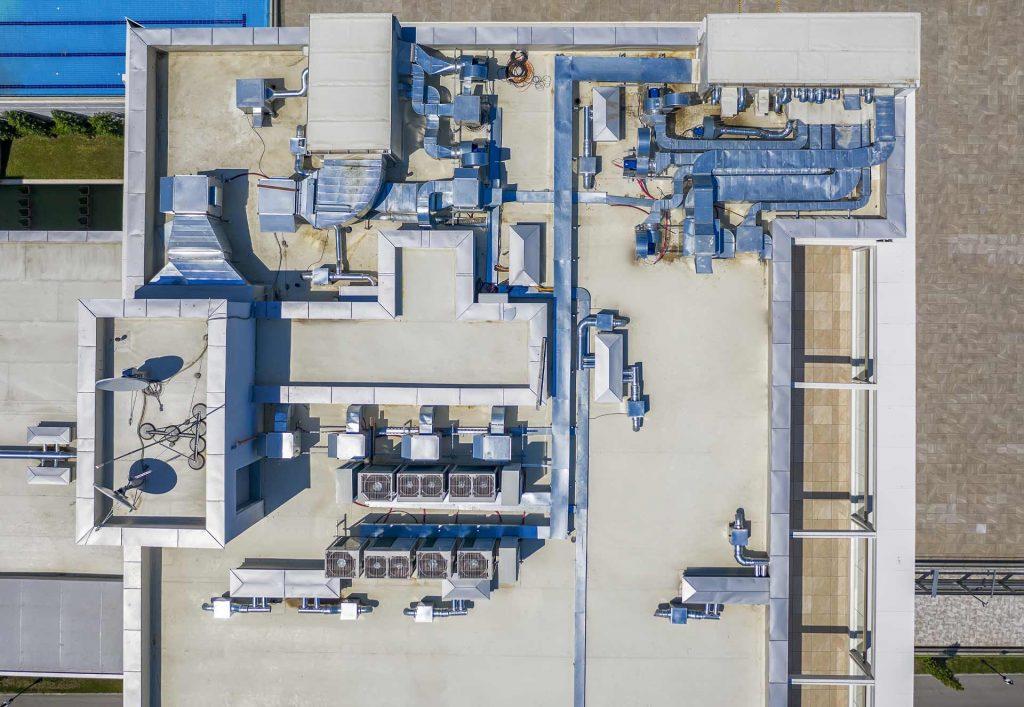 Συστήματα Μόνιμης απολύμανσης αεραγωγών